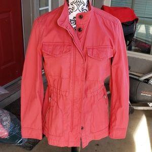 Gap utility jacket small used